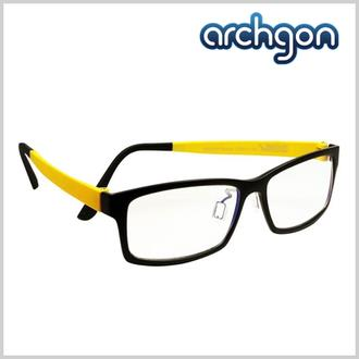 Archgon Anti-Blue Light Glasses, Yellow (GL-B107)