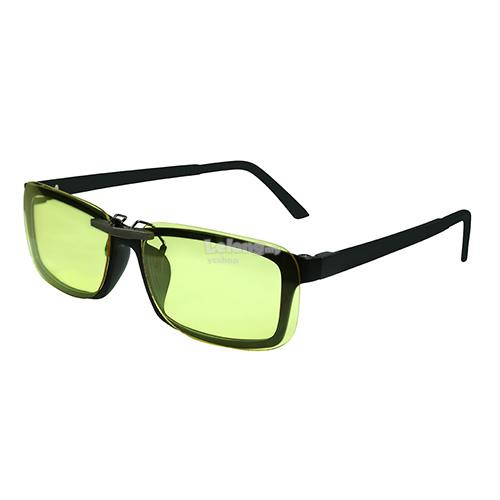 Archgon Crip-On Powerful Anti-Blue Light Glasses (GL-B2304-Y)