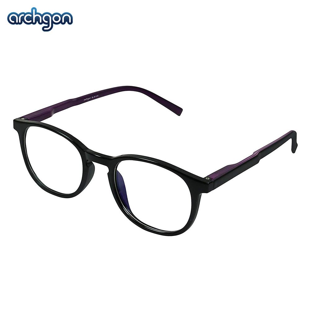 Archgon Manhattan Midnight Anti Blue Light Glasses (GL-B1308)
