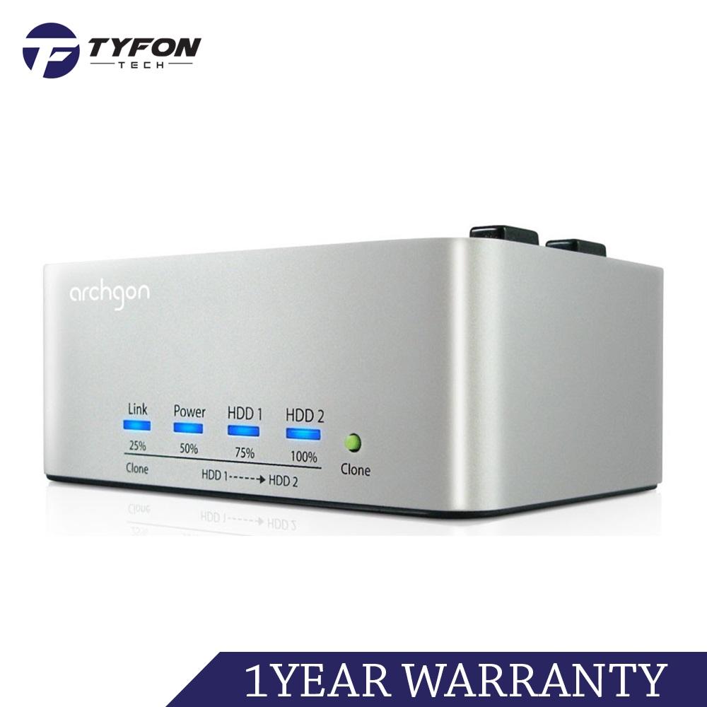 Archgon MH-3623-U3 USB 3 0 2 5