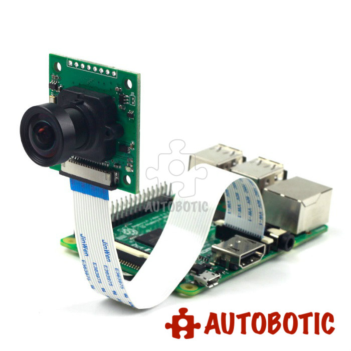 Arducam NoIR 8MP Sony IMX219 camera module with M12 lens LS40136 for R