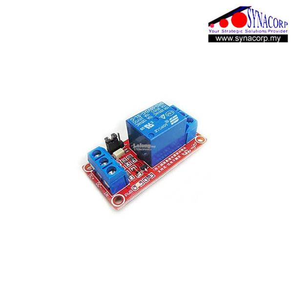 Arduino 1 Way Channel 5V Relay Module Opto-isolator