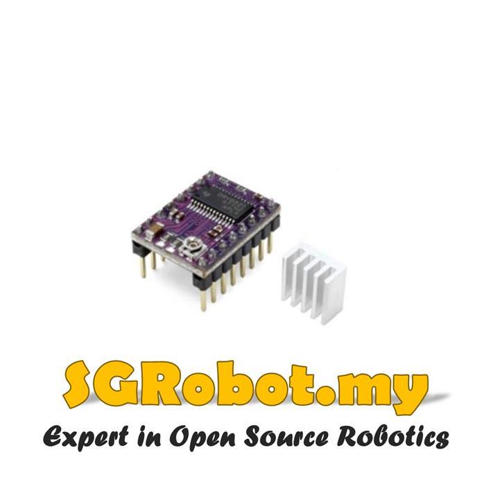 Arduino 3D Printer High Current DRV8825 Stepper Driver
