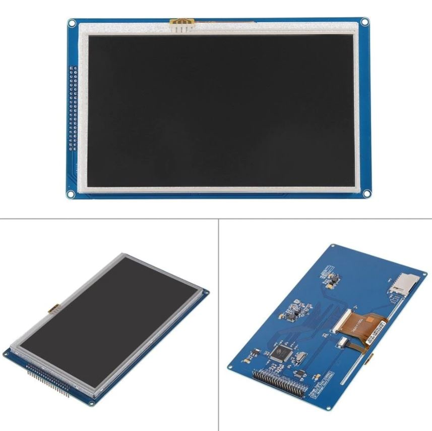 Arduino 7 inch TFT Touch Scree LCD module Display 800x480 SSD1963