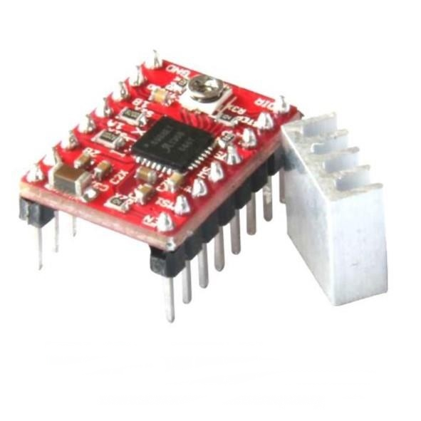 Arduino CNC 3D Printer A4988 2A DC Stepper Motor Driver