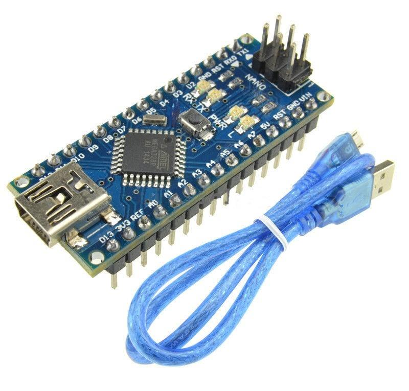 Arduino Compatible Nano V3.0 With Cable