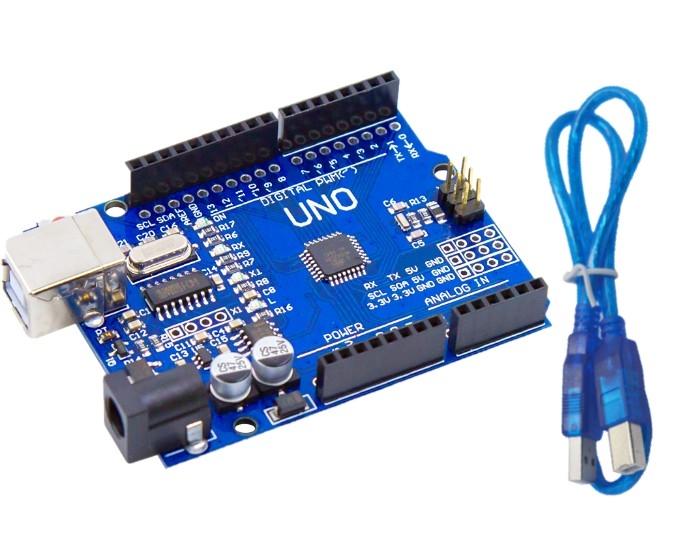 Arduino Compatible UNO R3 CH340 Chip