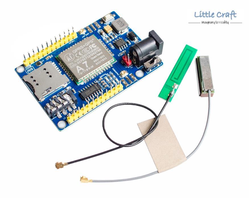 Arduino iot gprs a serial gsm end  am