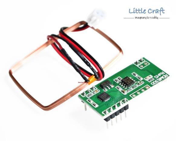 Arduino IoT RDM6300 125kHz RFID Card Reader Module
