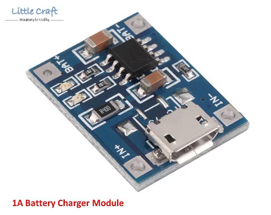 Arduino iot tp a li ion battery end pm