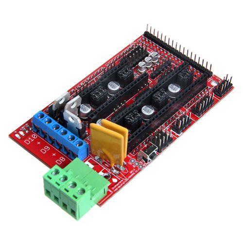 Arduino mega ramps cnc sh end am