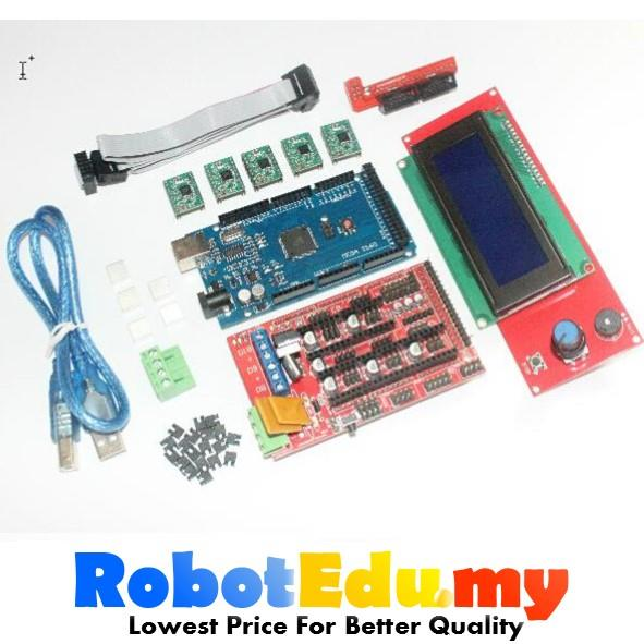 Mobile robotic pack based on Arduino with a RobotC