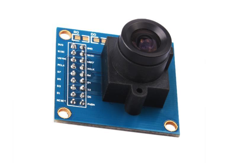 Arduino ov vga camera module end pm