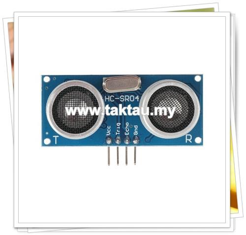 Arduino Ultrasonic Sensor HC-SR04 Distance Sensor Measuring Transducer