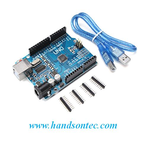 Arduino uno r compatible controller end am