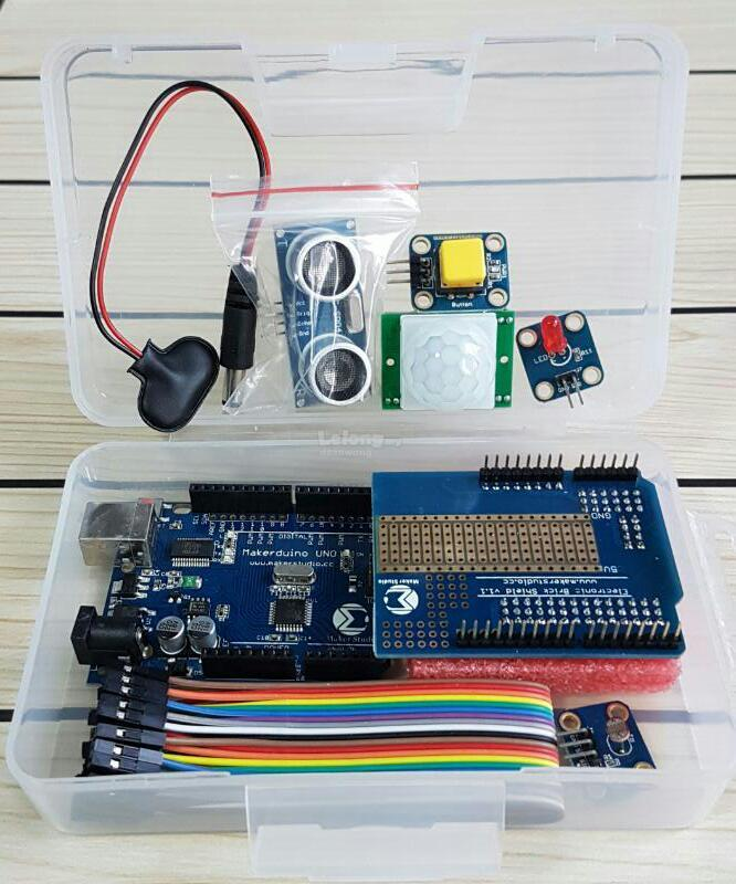 Arduino Uno R3 Compatible Starter Pack Value Set