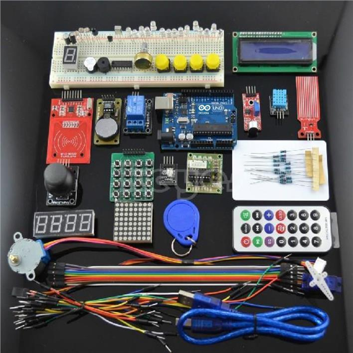 *[BEST]*Arduino UNO R3 Upgraded Ultimate Starter Kit / Learning Kit V2