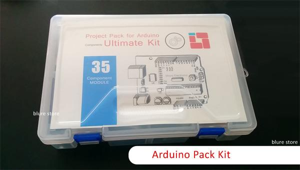Arduino UNO R3 Upgraded Ultimate Starter Learning Kit