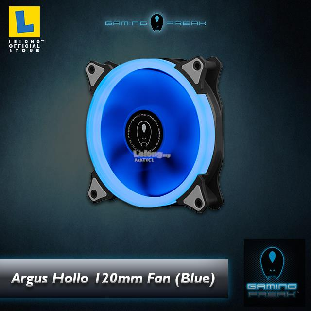 Argus Hollo 120mm LED Fan (BLUE)