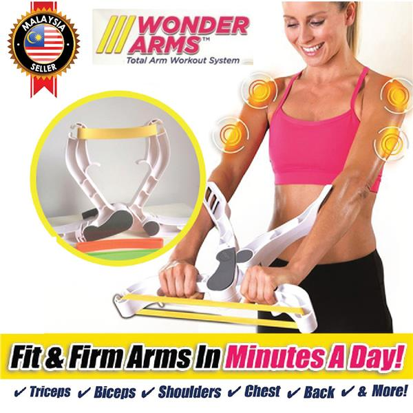 Wonder Arm Total Workout System Good Figure Fitness Exercise Train