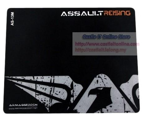 ARMAGGEDDON Mouse PAD ASSAULT REISING (ASSAULT AS-13M)
