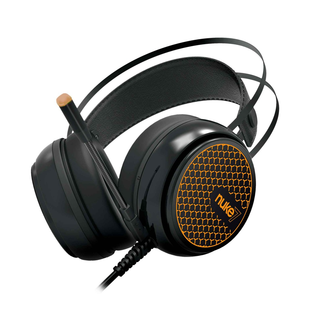 Armaggeddon Nuke 7 Surround 7.1 Gaming Headphones with Mic