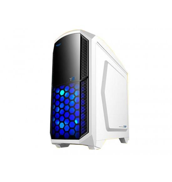 ARMAGGEDDON T2Z MICROTRON GAMING CHASSIS (WHITE)
