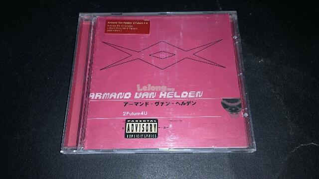 ARMAND VAN HELDEN - 2 FUTURE 4 U CD