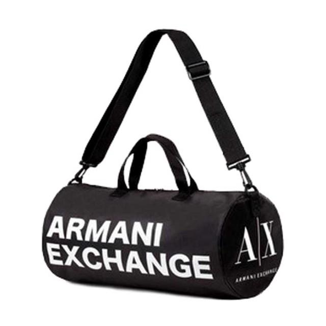 5ca22119caf7 ARMANI EXCHANGE AX BLACK MENS GYM T (end 4 24 2017 10 15 PM)
