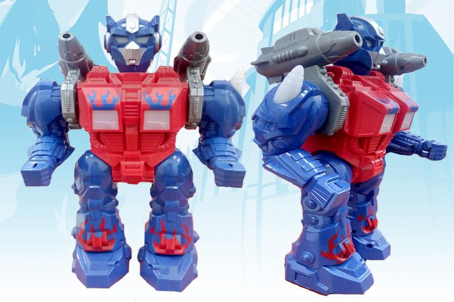 Armored King Walking Robot Super Series Transformer Toys Collection