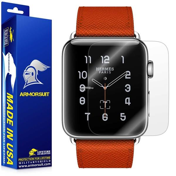 ArmorSuit - Apple Watch 42mm Series 1 2 3 Screen Protector [2-Pack]