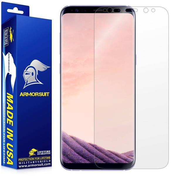 Armorsuit - Galaxy S8 S8+ S8 Plus Full Front Screen Protector [CF]