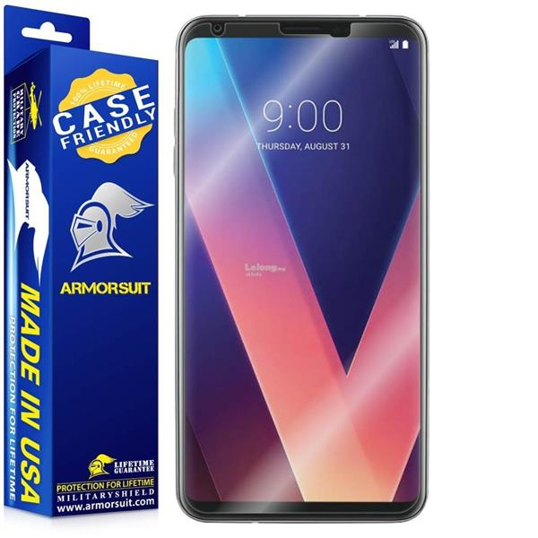 Armorsuit - LG V30 Screen Protector [Case Friendly] Screen Protector