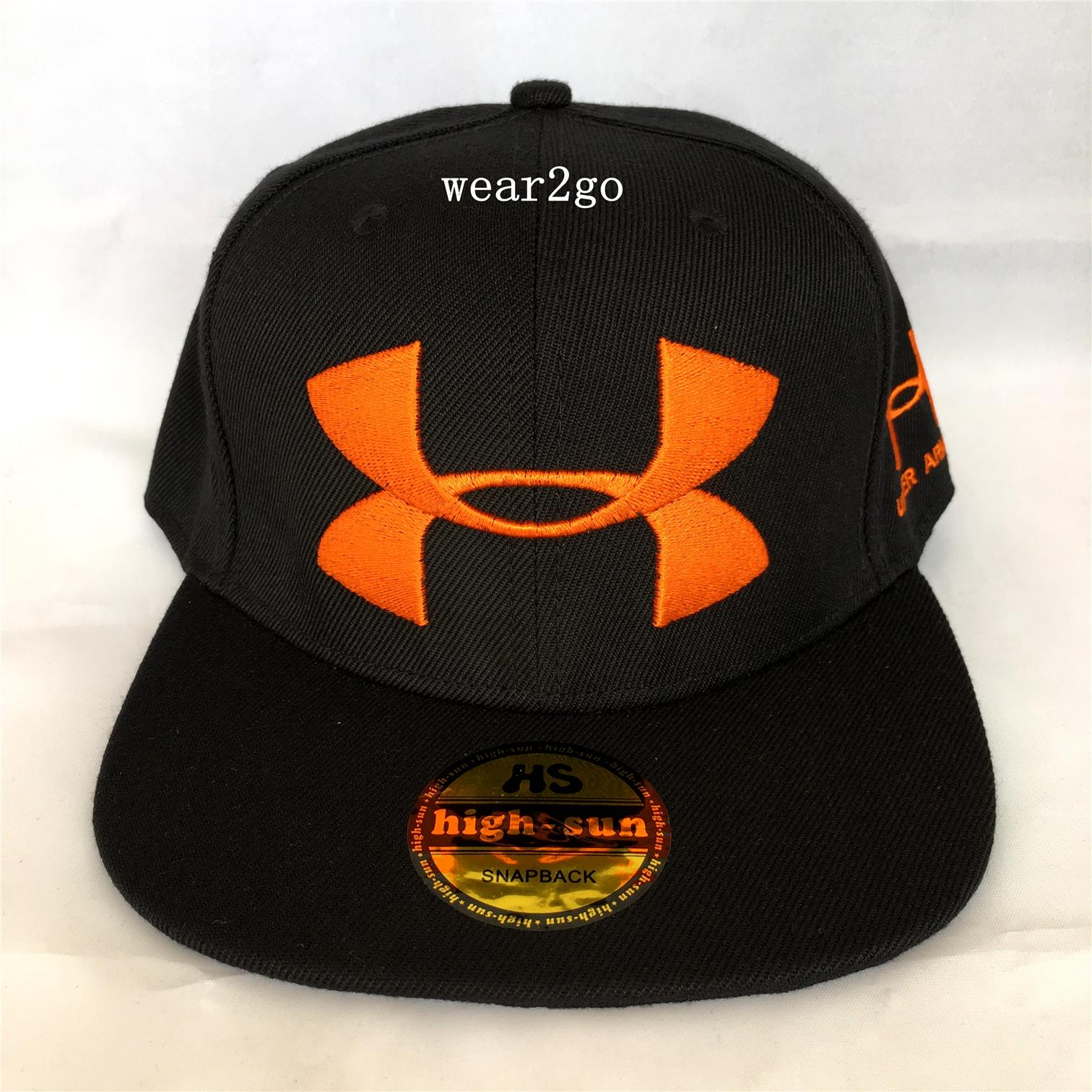 UNDER ARMOUR (1) Snapback Cap in Bl (end 5 17 2018 12 15 PM) 31fe6e8a608