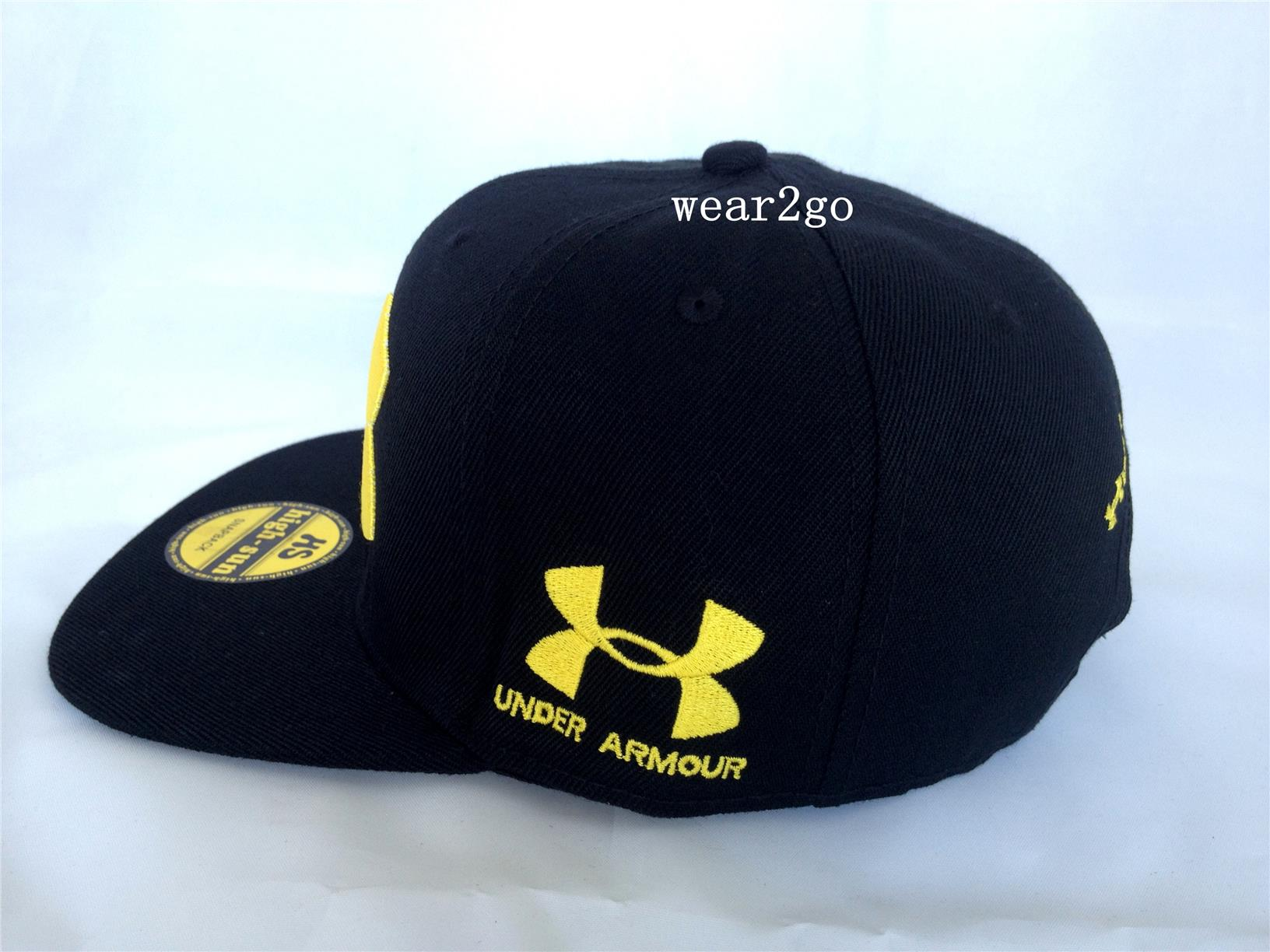1b59e419085 UNDER ARMOUR (1) Snapback Cap in Bla (end 3 28 2018 2 15 PM)