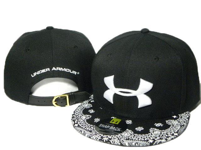 Under Armour UA Hip Hop Unisex Snapback Cap with adjustable strap e18e5a01b5f