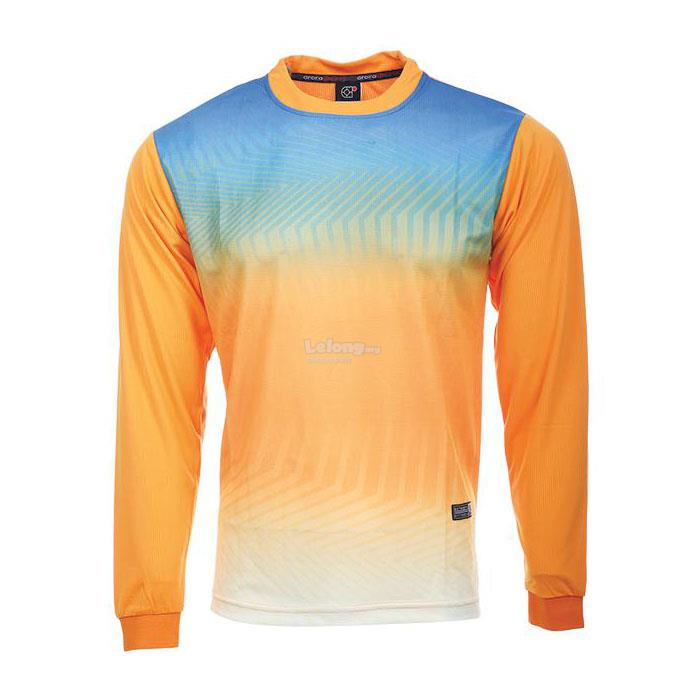 Arora Micro Sublimation Jersey (RNU03 L/S Orange)