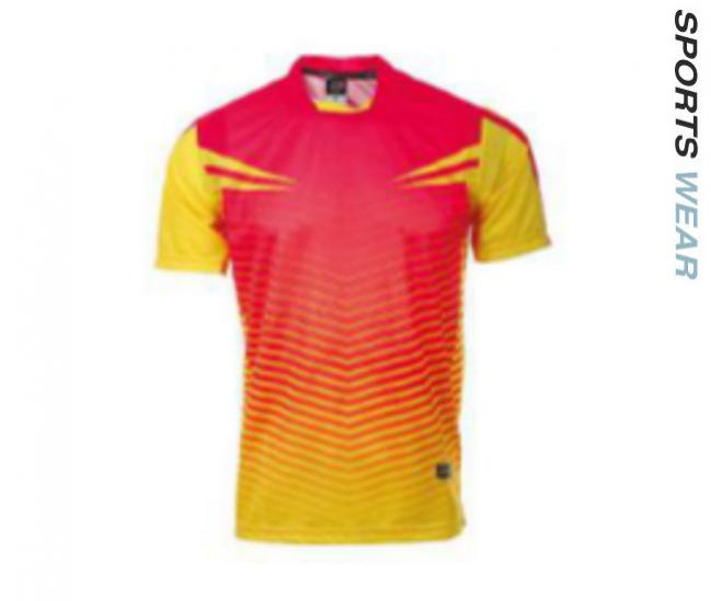Arora Sublimation Jersey Dry Fit_ADR_Red -ADR_01