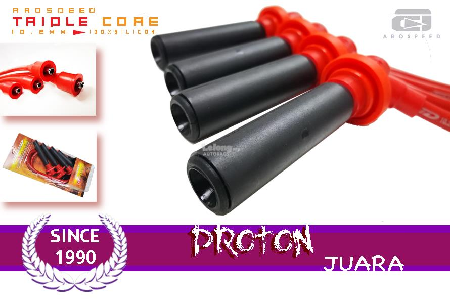AROSPEED 10.2mm Triple Core Ignition cable PRODUA  JUARA
