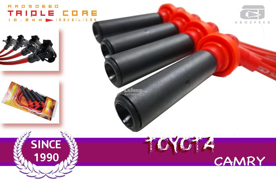 AROSPEED 10.2mm Triple Core Ignition cable TOYOTA CAMRY