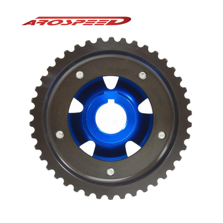 AROSPEED Adjustable Cam Pulley HONDA ACCORD H22A (Blue)