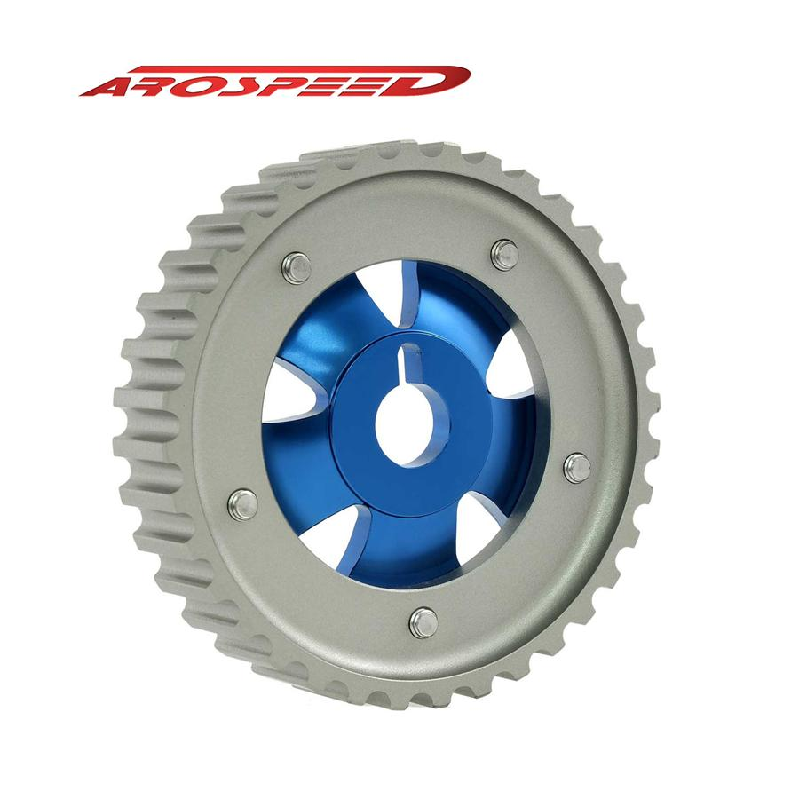 AROSPEED Adjustable Cam Pulley LEVIN 20V SILVER TOP
