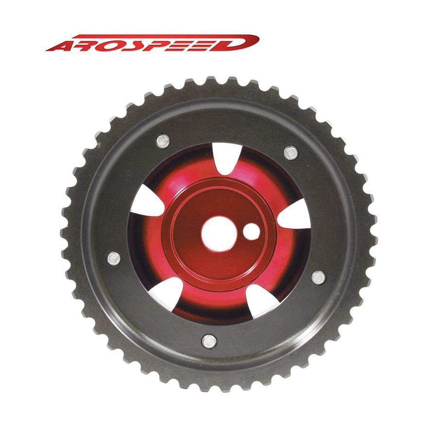 AROSPEED Adjustable Cam Pulley P/WAJA (Red)