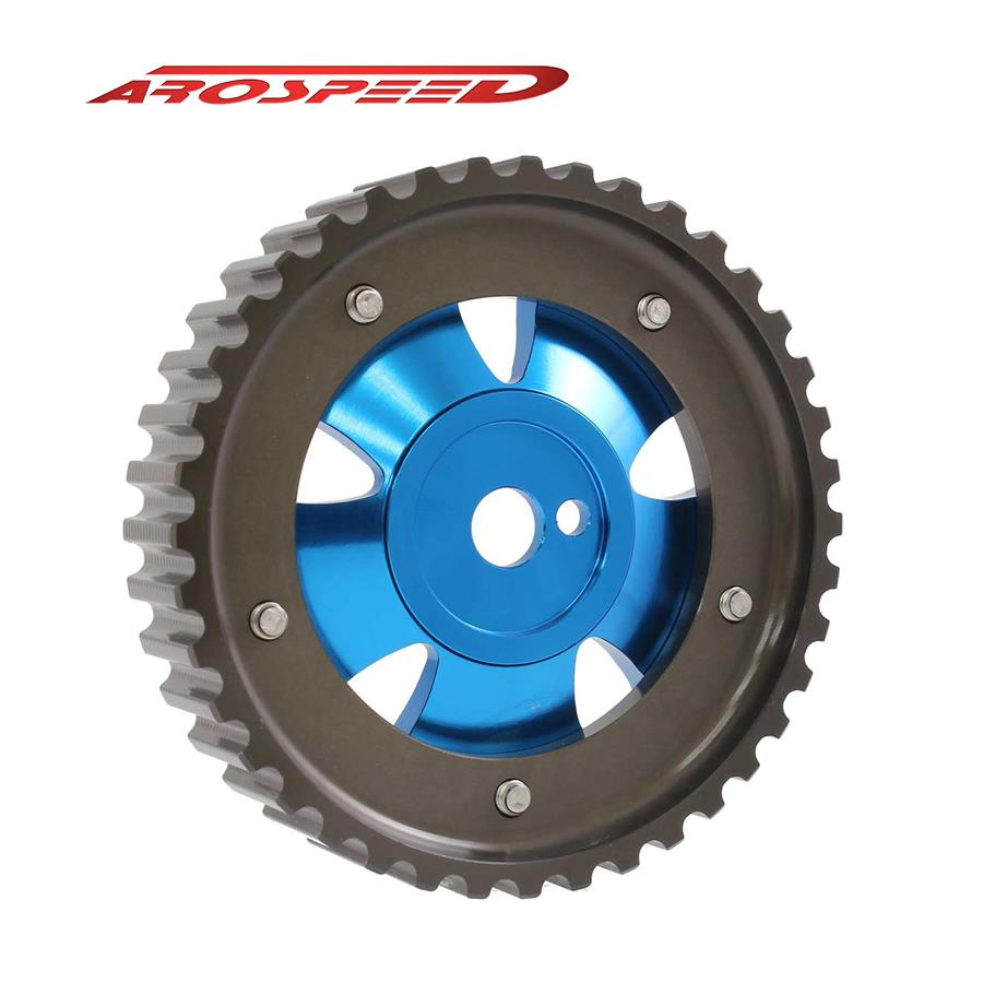 AROSPEED Adjustable Cam Pulley P12V (Blue)