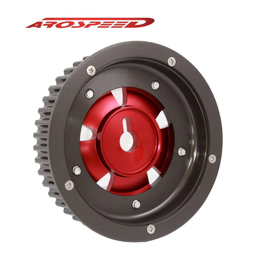 AROSPEED Adjustable Cam Pulley PRONTON GEN 2 (Red)