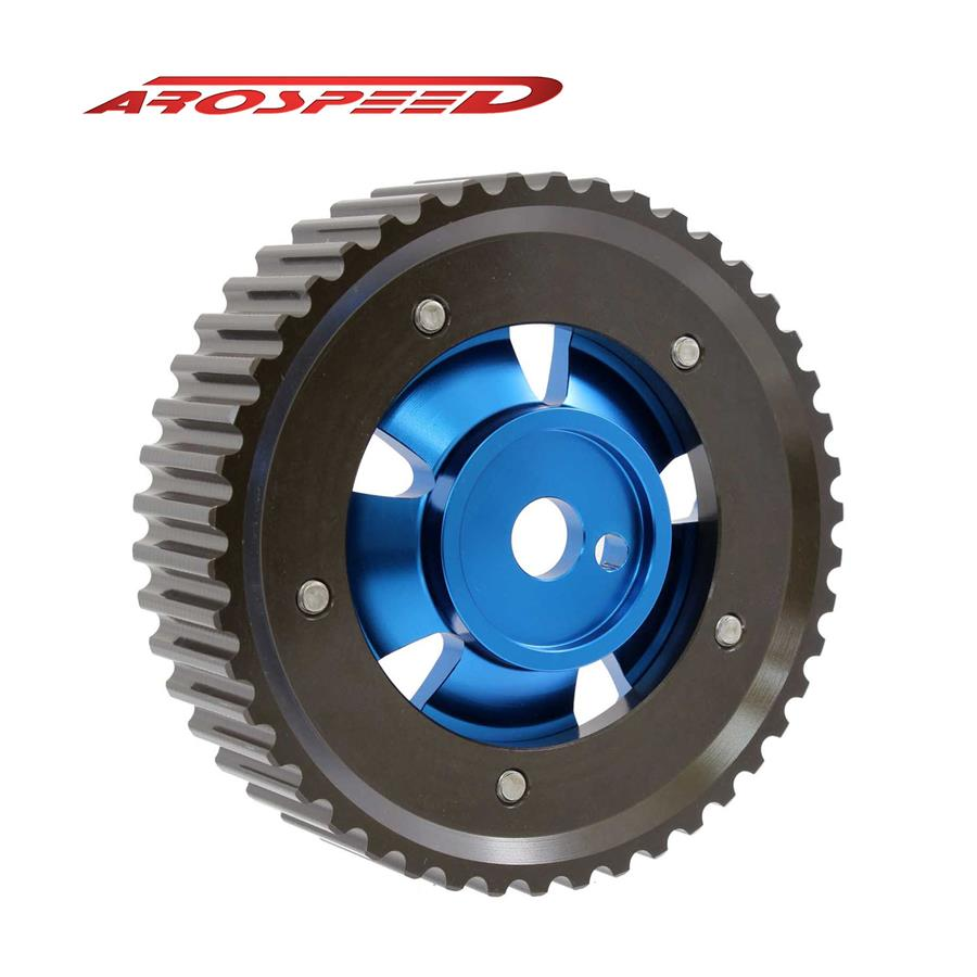 AROSPEED Adjustable Cam Pulley PWR16 (Blue)