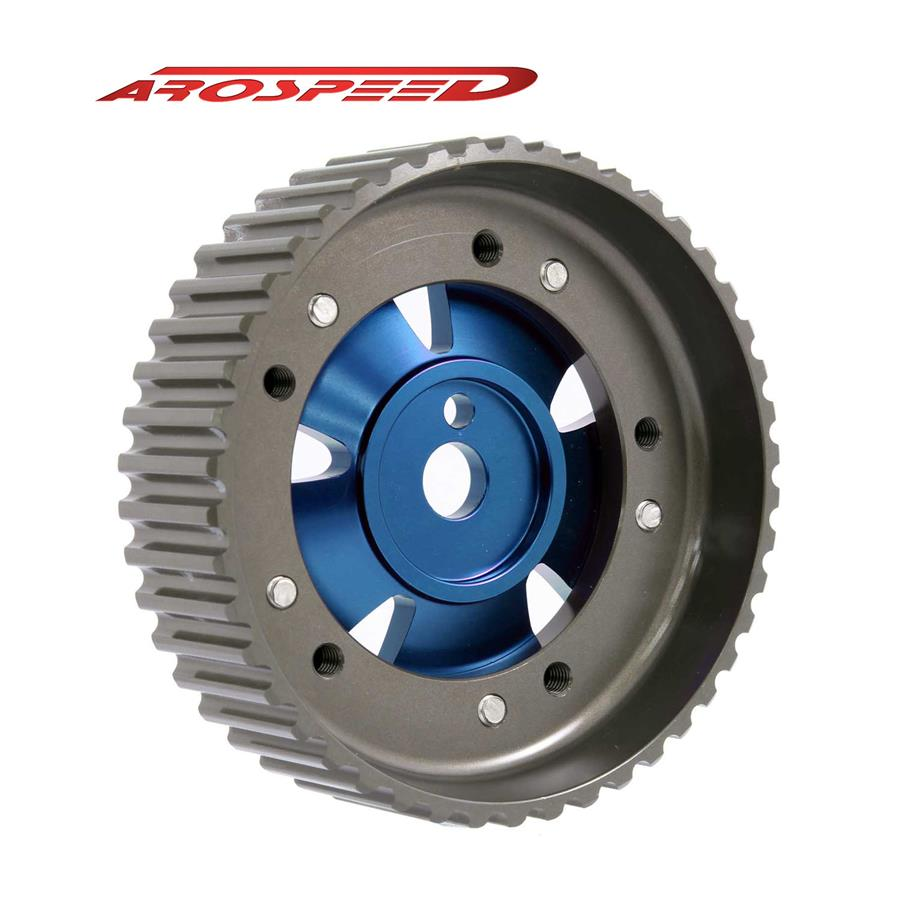 AROSPEED Adjustable Cam Pulley PWR18 (Blue)