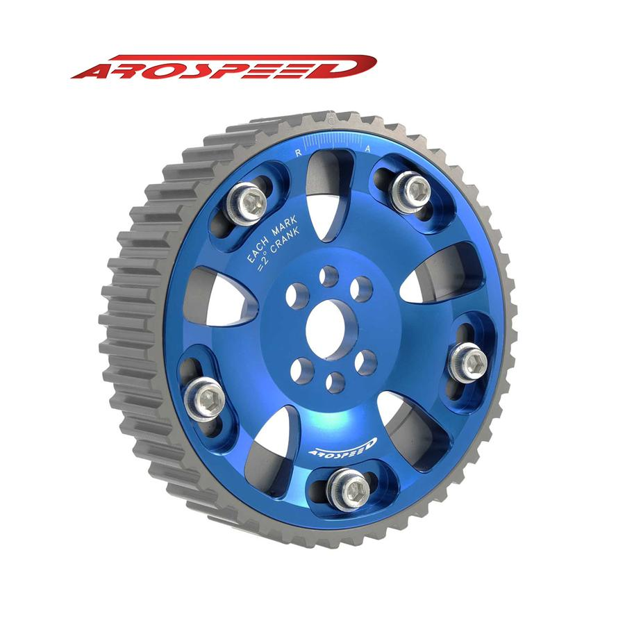 AROSPEED Adjustable Cam Pulley RB20 (Blue)