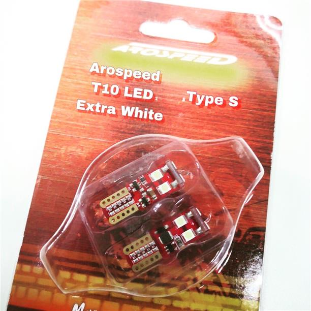 AROSPEED Cool White T10 LED type S