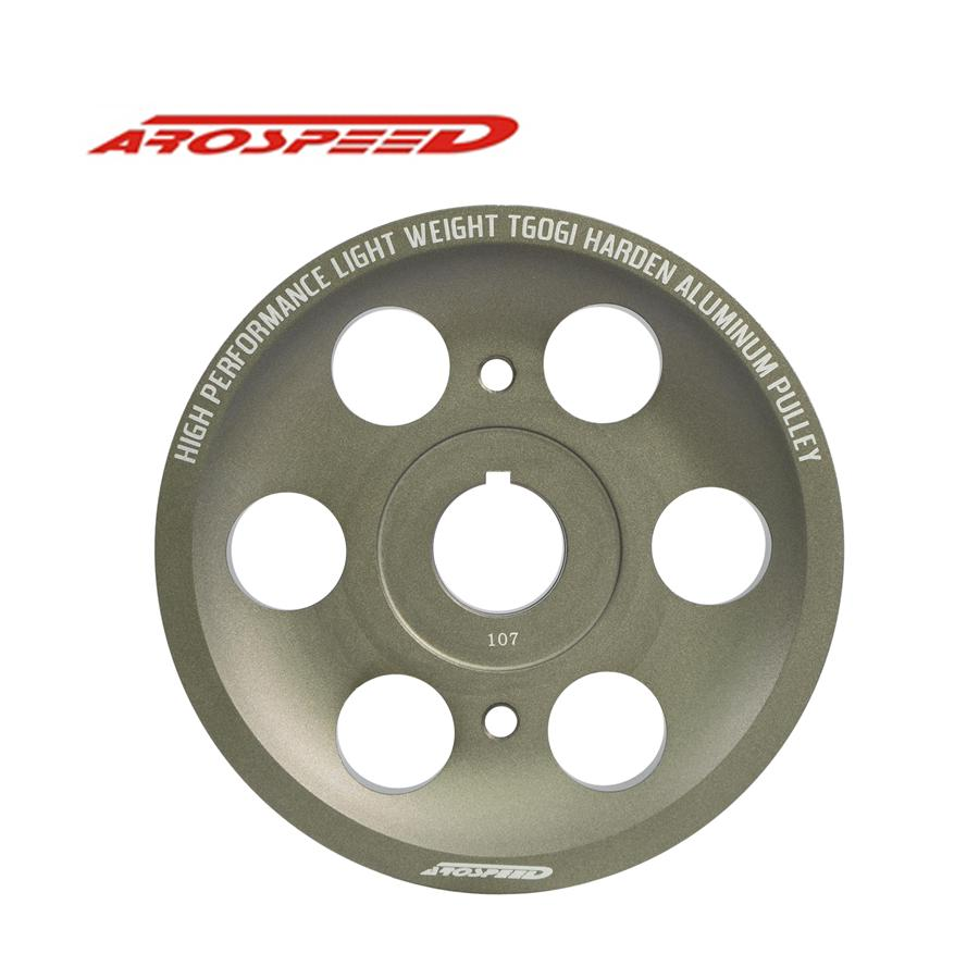 Arospeed Crank Pulley Suzuki Swift 09 (4PK5PK)